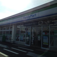 Photo taken at FamilyMart by けーいー on 2/7/2014