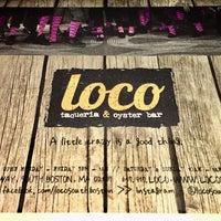 Foto tomada en Loco Taqueria & Oyster Bar por David H. el 10/27/2017