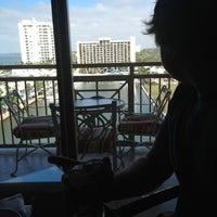 Photo taken at The Ritz-Carlton Club Lounge by Ashley P. on 11/18/2012