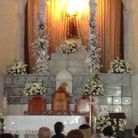 Photo taken at Igreja Santo Antônio by Sonia G. on 11/23/2014