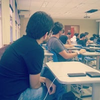 Photo taken at Faculdade de Engenharia Mecânica (FEM) by Jonathas B. on 6/26/2014