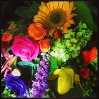 Photo taken at Alisan Florist by Erica C. on 5/12/2013