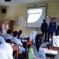 Photo taken at SMA Negeri 13 Surabaya by Nur R. on 1/30/2014