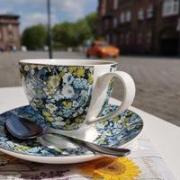 Снимок сделан в Cafe Byfyj пользователем Krzysztof R. 4/25/2018