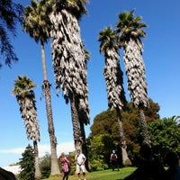 Photo taken at Dolores Park Exile Croquet Field by Nabib E. on 9/22/2012