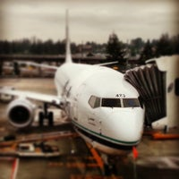 Photo taken at Seattle-Tacoma International Airport (SEA) by Brandon F. on 5/26/2013