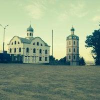 Photo taken at Аннина Гора by Yulia R. on 8/19/2014