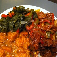 Land Of Kush Vegetarian Vegan Restaurant In Downtown Baltimore