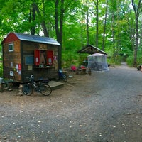Photo taken at Rail Trail Cafe by Neil G. on 9/23/2016