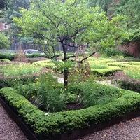Photo taken at 18th Century Garden by Lyndsie P. on 8/3/2014