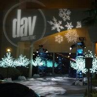 Photo taken at DAV Productions by Yolanda A. on 12/7/2012