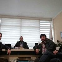 Photo taken at Eyüp Sosyal Hizmet Merkezi by Erdogan K. on 2/12/2015