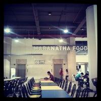Photo taken at Universitas Kristen Maranatha by Masamu K. on 6/18/2013