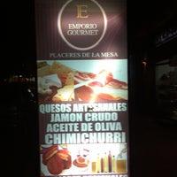 Photo taken at Empório Gourmet by Maurício M. on 10/28/2013