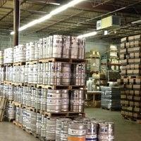 Foto tomada en Red Brick Brewing Company por Todd M. el 10/3/2012