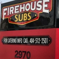 Photo taken at Firehouse Subs by Todd M. on 8/17/2017