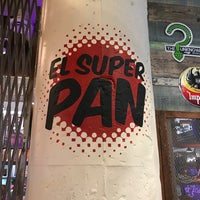 5/24/2018 tarihinde Todd M.ziyaretçi tarafından El Super Pan'de çekilen fotoğraf