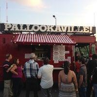 Photo taken at Pallookaville Handmade Gourmet Carnival Foodstuffs by Todd M. on 10/6/2012