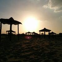 Photo taken at Palmera Beach Resort Ain Sukhna by Keti B. on 2/14/2014