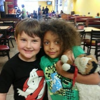 Photo taken at Cicis by Chandler D. on 7/14/2014