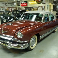 Photo taken at Miller Motors Hudson Auto Museum by Phil I. on 10/13/2012