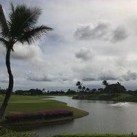 Photo taken at Kapolei Golf Course by Masaki I. on 2/7/2017