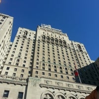Photo taken at The Fairmont Royal York by Gina on 9/19/2012