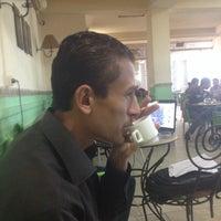 Photo taken at Café Vienne by Med Tarek H. on 5/16/2014