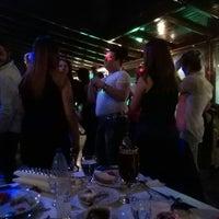 Photo taken at Marina Restaurant Cafe & Bar by Gul T. on 10/23/2014
