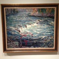 Photo taken at Art Gallery of Nova Scotia by Eyal G. on 9/4/2013