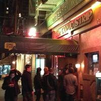 Photo taken at Comic Strip Live by Eyal G. on 11/18/2012