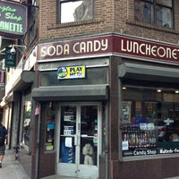 Photo taken at Lexington Candy Shop Luncheonette by Eyal G. on 7/17/2013