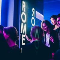 Снимок сделан в Romeo Vip Terrace пользователем Evgenia K. 12/3/2014