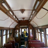 Photo taken at Porto City Tram Tour Line 1 by A S. on 9/10/2016