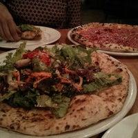 Photo taken at Tutta Bella Neapolitan Pizzeria by Vivek on 4/27/2013