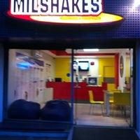 Photo taken at MilShakes by Felipe B. on 7/11/2013