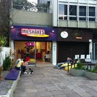 Photo taken at MilShakes by Felipe B. on 9/30/2012