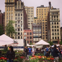 Photo taken at Union Square Park by Ryan G. on 5/17/2013