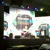 Photo taken at ACC - Ballroom D by Chasiti C. on 3/12/2014