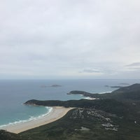 Photo taken at Mount Oberon Summit by Yannick B. on 2/6/2017