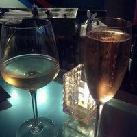 Photo taken at Jet Wine Bar by Tom I. on 3/28/2014