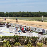 Photo taken at Tampa Bay Downs by Brian B. on 4/24/2013