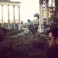 Foto scattata a Foro Romano Imperatori da Carla E. il 7/9/2014