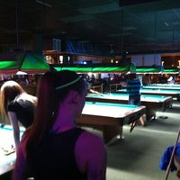Photo taken at Hot Shots Billiards & Sports Bar by Italo L. on 12/2/2012