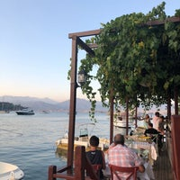 Foto tomada en Fethiye Yengeç Restaurant por Yusuf A. el 6/26/2018