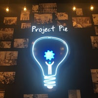 Photo taken at Project Pie by Vin on 4/29/2016