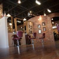 Photo taken at Riccio Salon by Riccio Salon on 2/13/2014