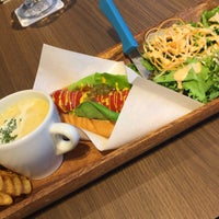 Photo taken at MiLK cafe by Usami T. on 8/27/2016