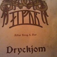 3/14/2013 tarihinde Dmitri P.ziyaretçi tarafından AIFUR | krog & bar'de çekilen fotoğraf