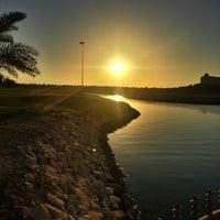 Photo taken at Al Hamra Village by JHiM⚡️ on 1/18/2013